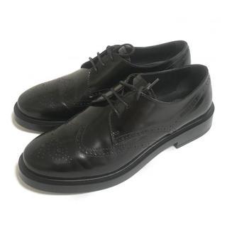 トッズ(TOD'S)のTODS トッズ ウイングチップシューズ 36.5 (ローファー/革靴)