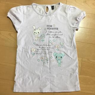cbad2c5f6db47 ... 女子 長袖Tシャツ 140cm」に近い商品. pom ponette - ポンポネットpom ponette