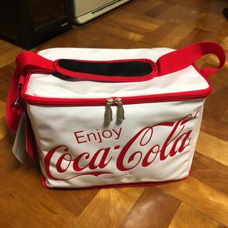 コカコーラ(コカ・コーラ)のコカコーラ 保冷バッグ 未使用(その他)