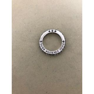 クロムハーツ(Chrome Hearts)のk8 クロムハーツダイヤリング指輪(リング(指輪))