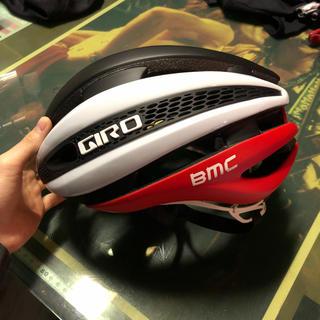 ジロ(GIRO)のGIRO Synthe BMC Edition ヘルメット シンセ (ウエア)