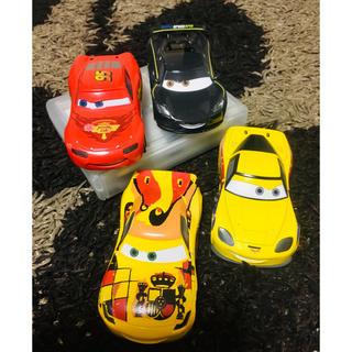 ディズニー(Disney)のカーズ ミニカー 4台セット Disneyストア(ミニカー)