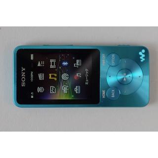 ソニー(SONY)のNW-S14(ウオークマン)8GB(ポータブルプレーヤー)