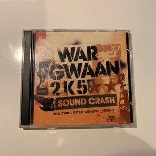 wargwaan 2k5 soundcrash CD(ヒーリング/ニューエイジ)