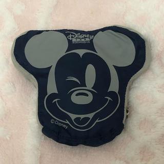 ディズニー(Disney)のミッキーのエコバッグ(キャラクターグッズ)