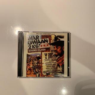 wargwaan 2k6 soundcrash CD(ヒーリング/ニューエイジ)