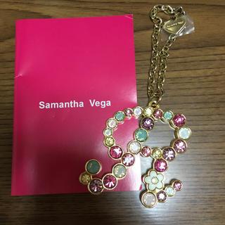 サマンサベガ(Samantha Vega)のSamantha Vega イニシャルチャーム(バッグチャーム)