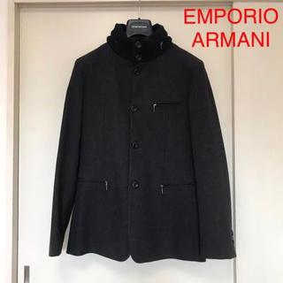 """エンポリオアルマーニ(Emporio Armani)のコート エンポリオアルマーニ メンズ  MR""""A""""LINE(ピーコート)"""