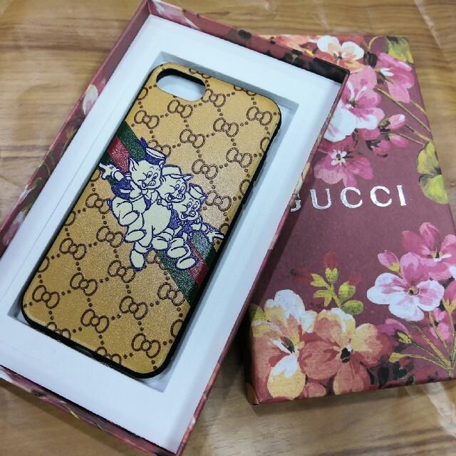 iphone8 ケース 流行り | Gucci - iphoneケース グッチ の通販 by あつ子^_^'s shop|グッチならラクマ