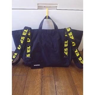 ディーゼル(DIESEL)の超美品 DIESEL 2way ハンドバッグ ショルダーバッグ  リュック(ハンドバッグ)