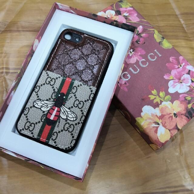 プラダ iphone7plus ケース 本物 | Gucci - Iphoneケース グッチ   の通販 by あつ子^_^'s shop|グッチならラクマ