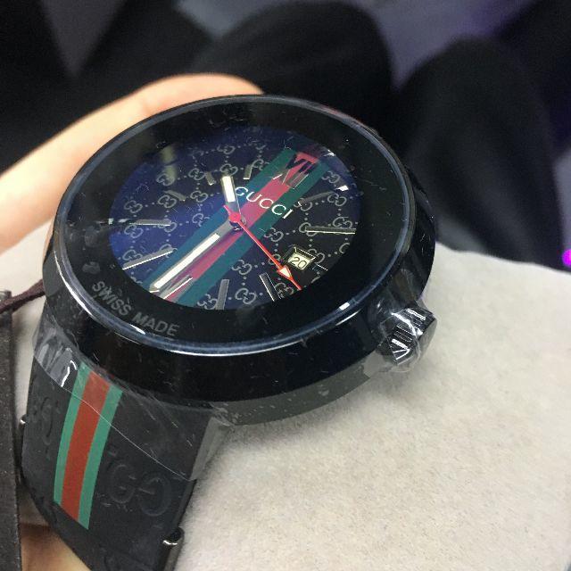 db1120fd3e7f Gucci - グッチ 腕時計 メンズ Gucci 箱付きの通販 by zokodama's shop ...