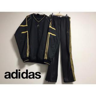 アディダス(adidas)の90's 古着 adidas オーバーサイズ プルオーバー  ラインパンツ(シャツ)