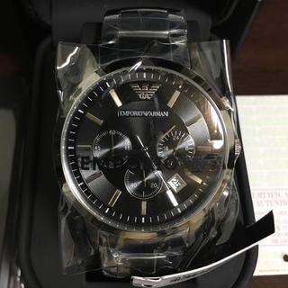 エンポリオアルマーニ(Emporio Armani)の新品未使用 エンポリオアルマーニ AR2434腕時計(腕時計(アナログ))