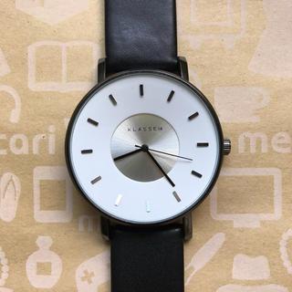 ダニエルウェリントン(Daniel Wellington)の☆新品☆ KLASSE14 クラス14 VOLARE 腕時計 42mm ホワイト(腕時計)