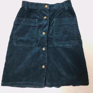 アナップミンピ(anap mimpi)のコーディュロイ スカート(ひざ丈スカート)