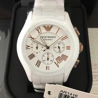 エンポリオアルマーニ(Emporio Armani)の新品未使用 エンポリオアルマーニ AR1416腕時計(腕時計(アナログ))