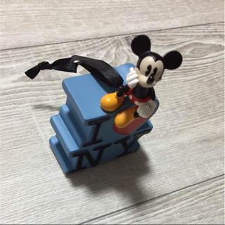 ミッキーマウス - ニューヨーク限定 ミッキー オーナメント ディズニー フィギュア クリスマス