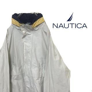 ノーティカ(NAUTICA)のビンテージ NAUTICA ノーティカ セーリングジャケット ナイロン(ナイロンジャケット)