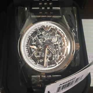 エンポリオアルマーニ(Emporio Armani)の新品未使用 エンポリオアルマーニ AR60002自動巻き腕時計(腕時計(アナログ))