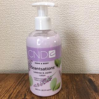 シーエヌディー(CND)の専用☆CND センセーション ハンド&ボディローション(ボディローション/ミルク)