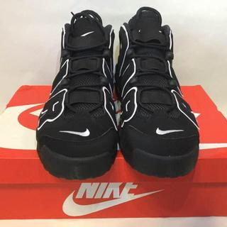 NIKE - 即日発送 NIKE AIR MORE UPTEMPO