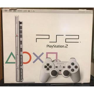 プレイステーション2(PlayStation2)のPS2 本体+ソフト(家庭用ゲーム本体)