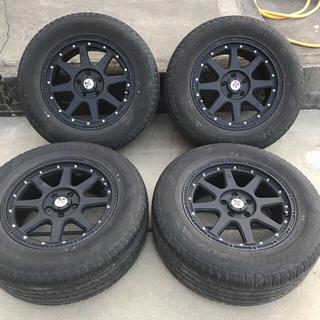 グッドイヤー(Goodyear)のMLJ XTREME-J 17インチ ラジアルタイヤ(タイヤ・ホイールセット)