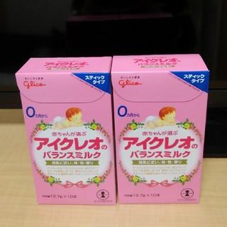 グリコ(グリコ)の【もぴ様専用】アイクレオのバランスミルク(その他)