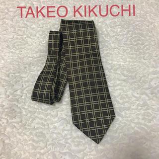 タケオキクチ(TAKEO KIKUCHI)のネクタイ メンズネクタイ ビジネス タケオキクチ(ネクタイ)