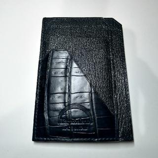 ビームス(BEAMS)のラルコバレーノ スマートミニウォレット クロコ(折り財布)