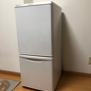 パナソニック(Panasonic)の冷蔵庫 Panasonic NR-B145W(冷蔵庫)