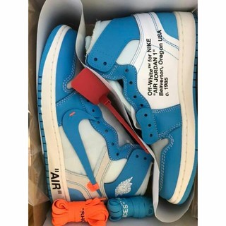 NIKE - NIKE AIR JORDAN 1 x OFF- WHITE エアジョーダン1
