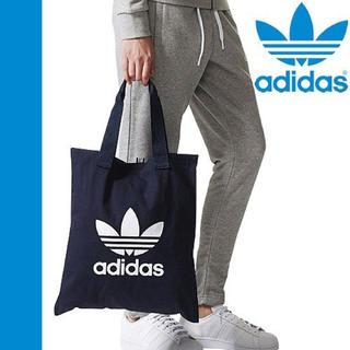 adidas - 新品 adidas Originals☆トートバッグ ネイビー アディダス