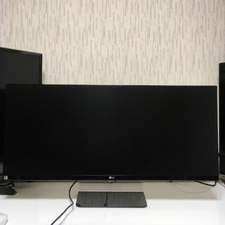 エルジーエレクトロニクス(LG Electronics)の34UM67   LG モニター ディスプレイ(ディスプレイ)