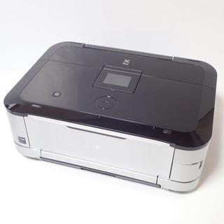 キヤノン(Canon)のC632 CANON MG6130 A4 プリンタ 廃インク率 32.2% 印刷(PC周辺機器)