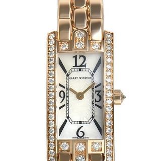 ハリーウィンストン(HARRY WINSTON)のハリー・ウィンストン エメラルド Emerald(腕時計)