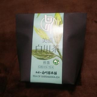 美濃 白川茶 煎茶 白川園本舗(茶)
