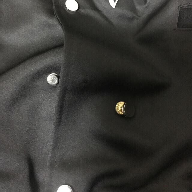 FEAR OF GOD(フィアオブゴッド)のFEAR OF GOD サテン ベースボール ジャケット  メンズのジャケット/アウター(ブルゾン)の商品写真