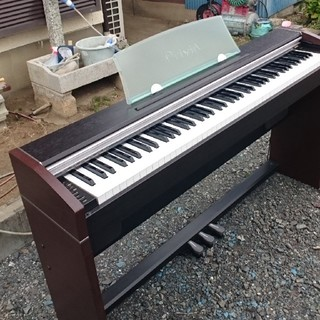 電子ピアノCASIO。(電子ピアノ)