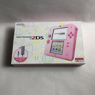 ニンテンドー2DS(ニンテンドー2DS)のニンテンドー 2DS (携帯用ゲーム本体)