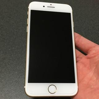 iPhone - 超美品 SIMフリー iPhone7 128GB gold