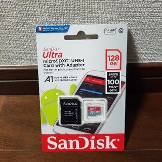 サンディスク(SanDisk)の【2枚セット】★新品★クラス⑩★SanDisk★microSD 128GB ★(その他)