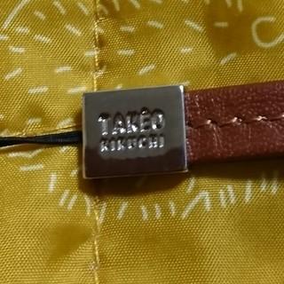 タケオキクチ(TAKEO KIKUCHI)の【未使用】タケオキクチ ミニストラップ ( ☆∀☆)(その他)