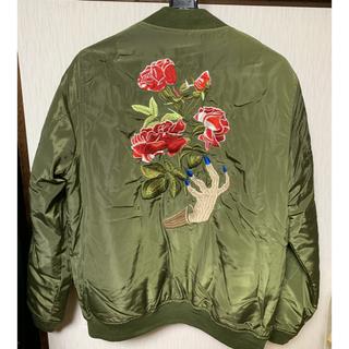 86e96833fdbb5 アンダーカバー(UNDERCOVER)の 限定価格 UNDERCOVER MA-1 刺繍ジャケット