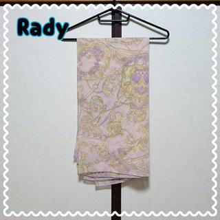 レディー(Rady)のRady✱スカーフ(バンダナ/スカーフ)