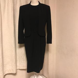 ソワール(SOIR)の東京ソワールの喪服 サイズ9号 ブラックフォーマル (礼服/喪服)
