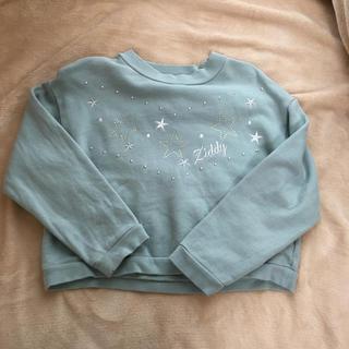 ジディー(ZIDDY)のトレーナー 140㎝ 女の子(Tシャツ/カットソー)