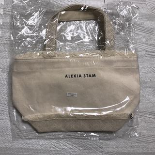 ALEXIA STAM - alexiastam ノベルティトートバッグ