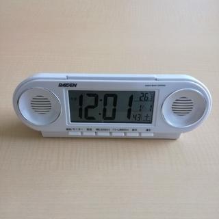 セイコー(SEIKO)のセイコー デジタル 目覚まし時計 (置時計)